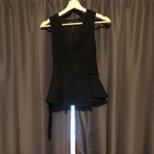 Marc Jacob Black night out top